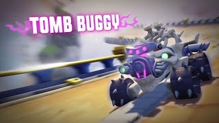 getlinkyoutube.com-Skylanders: SuperChargers - Tomb Buggy Preview