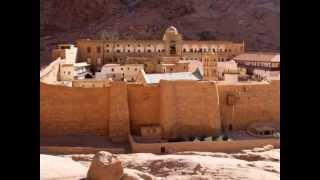 SAINT CATHERINE MONASTERY ( EGYPT )