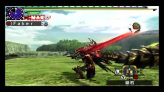 【MHX】 集会所★6 電竜 ライゼクス 太刀 4分 53秒 50