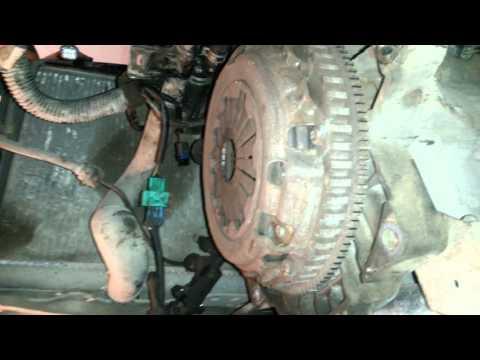 Копия видео замена корзины CITROEN XSARA PICASSO
