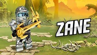 getlinkyoutube.com-Ninjago! 2015 Zane Video Character HD! [HD Version Official]