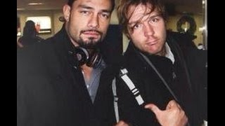 getlinkyoutube.com-Dean Ambrose and Roman Reigns   Best friends