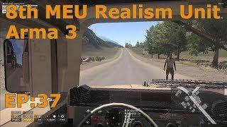 getlinkyoutube.com-8th MEU & 11th MEU Joint Operation - Arma 3 Realism Unit - EP:37