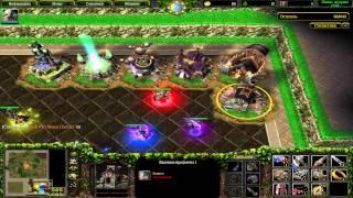 getlinkyoutube.com-Warcraft 3 Жизнь на арене: Скелет-вор