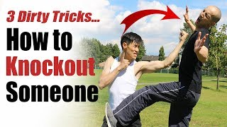 getlinkyoutube.com-3 Ways How to Knockout Someone - Street Tested & Proven Knockout Punch for Self Defense