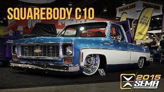getlinkyoutube.com-SEMA 2015   Chevy Squarebody C10   Squarebody Syndicate