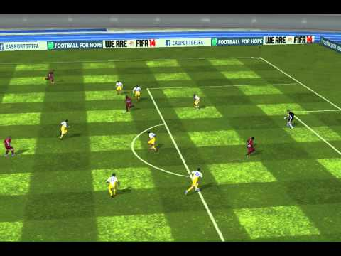 FIFA 14 iPhone/iPad - YouJizz FC vs. TOTW 4
