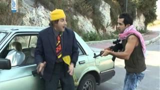 getlinkyoutube.com-Ktir Salbe show - Episode 14 - أبوعزيز والمربعات الامنية