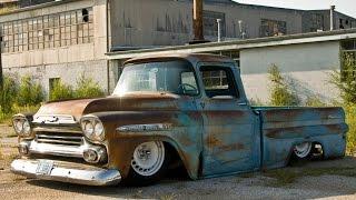 getlinkyoutube.com-1959 bagged Chevy Fleetside Stoner's Speed Shop