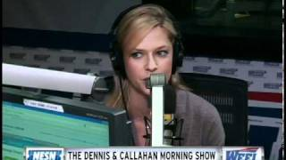 getlinkyoutube.com-Dennis And Callahan With Kathryn Tappen 11/16/10