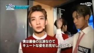 getlinkyoutube.com-SEVENTEEN Mingyu being clumsy