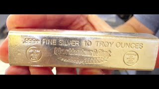 getlinkyoutube.com-Silver Stack Update:  May and June 2015