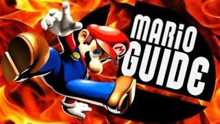 getlinkyoutube.com-Mario Strategy Guide - Super Smash Bros. Wii U/3DS (Moveset, Combos & Techniques)