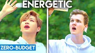 K-POP WITH ZERO BUDGET! (Wanna One - Energetic)