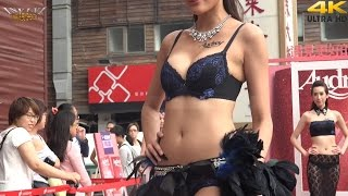 getlinkyoutube.com-李維維 4K內衣秀 lingerie show 3(4k 2160p)@奧黛莉 遇見更好的自己 新品發表會 高雄場[無限HD]