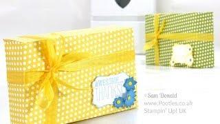 getlinkyoutube.com-Envelope Punch Board Maltesers Box Tutorial