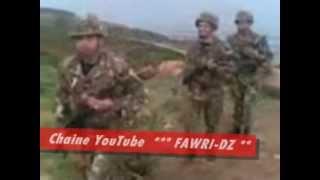getlinkyoutube.com-أفراد من الجيش الجزائري يرقصون على أنغام أغنية شاوية