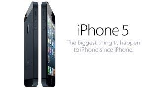 getlinkyoutube.com-Official iPhone 5 Trailer