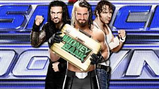 """getlinkyoutube.com-WWE: """"Black and Blue"""" ► SmackDown Official Theme Song"""
