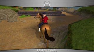 getlinkyoutube.com-Barbie Horse Adventures : Wild Horse Rescue (part 3) (Horse Game)
