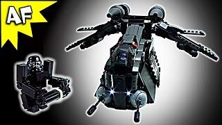 getlinkyoutube.com-Custom BLACK OPS GUNSHIP Lego Star Wars 75021 7676 7163