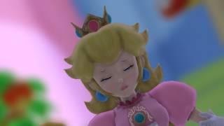 [MMD X Super Mario] Princess Peach Sings 'The Silent Scream'