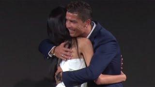 """getlinkyoutube.com-クリスティアーノ・ロナウド選手、女性ファンにハグ&キス!MTG × Cristiano Ronaldo """"BODY REVOLUTION PROJECT""""発表会3"""