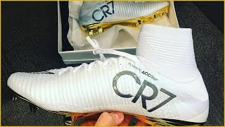 RARE Cristiano Ronaldo Nike Vitorias Limited Edition CR7 Mercurial Superfly Boots