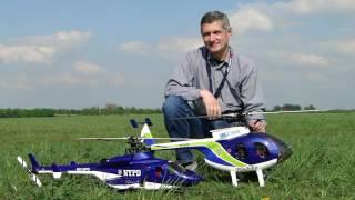 getlinkyoutube.com-Rc helikopter Hughes 500 - Andrzej