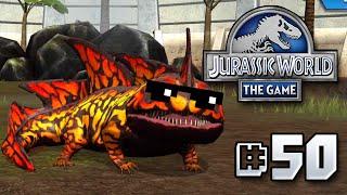 getlinkyoutube.com-Super Kool-Aid || Jurassic World - The Game - Ep 50 HD