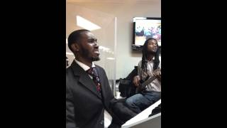 getlinkyoutube.com-LHIM Praise break 3/15/15 (musician corner)