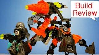 getlinkyoutube.com-Lego HeroFactory 44025 Bulk Drill Machine - Build (레고 히어로팩토리 장난감)