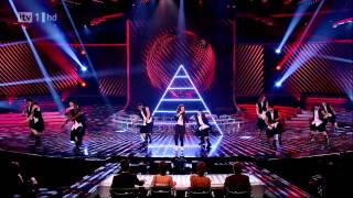 Cher LLoyd - Nothin' On You  Semi Final 2010 (HD)