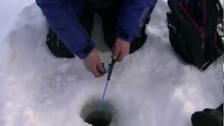 getlinkyoutube.com-¿Cómo se pesca en el hielo?
