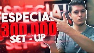 ¡ESPECIAL 300.000 - SET UP DE MI ZONA DE JUEGO/GRABACION! - SOKI