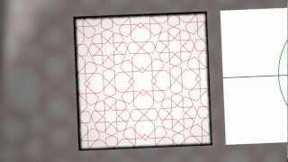 getlinkyoutube.com-How to make an Islamic Tessellation