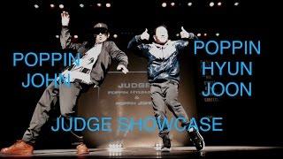 POPPIN JOHN   POPPIN HYUN JOON   KOREA JUDGE DEMO