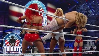 getlinkyoutube.com-Divas Battle Royal: Tribute to the Troops 2013