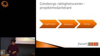 Nya sätt att inkludera och rekrytera - Madelen Lundin