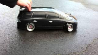 getlinkyoutube.com-Honda Odyssey  Drift RC Car