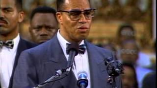 getlinkyoutube.com-Louis Farrakhan: The Pain of Being a Black Man in White America Part 1