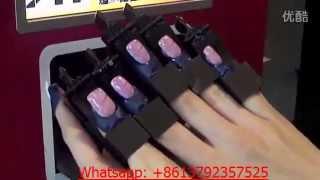 getlinkyoutube.com-nail printing, nails art, art nails, nail machine