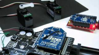 getlinkyoutube.com-Arduino Servo Control Through Serial And XBee
