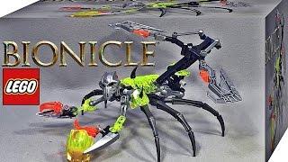 레고 바이오니클 스컬 스콜피오 70794 스콜피온스 전갈 조립 리뷰 LEGO Bionicle Skull Scorpio