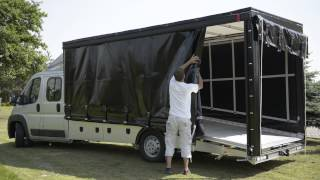 getlinkyoutube.com-Najazd Laweta aluminiowa BEMET Peugeot Boxer