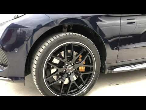GLE 400 колеса R21