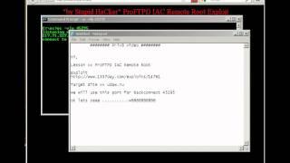 getlinkyoutube.com-ProFTPD IAC Remote Root