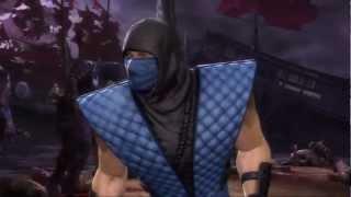 getlinkyoutube.com-Mortal Kombat 9. Классические костюмы & уровневые фаталити