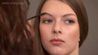 getlinkyoutube.com-все виды бровей. учимся подбирать форму бровей под форму лица