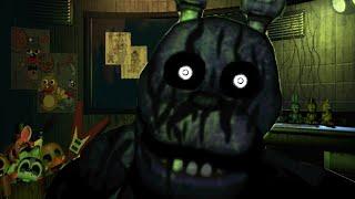 getlinkyoutube.com-Five Nights at Freddy's 3 Phantom Bonnie Jumpscare ( Fan Made) New FNAF 3 Jumpscare